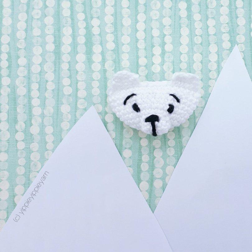 Free amigurumi baby panda girl Crochet Pattern | jennyandteddy | 810x810